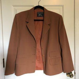Vintage Burberry blazer